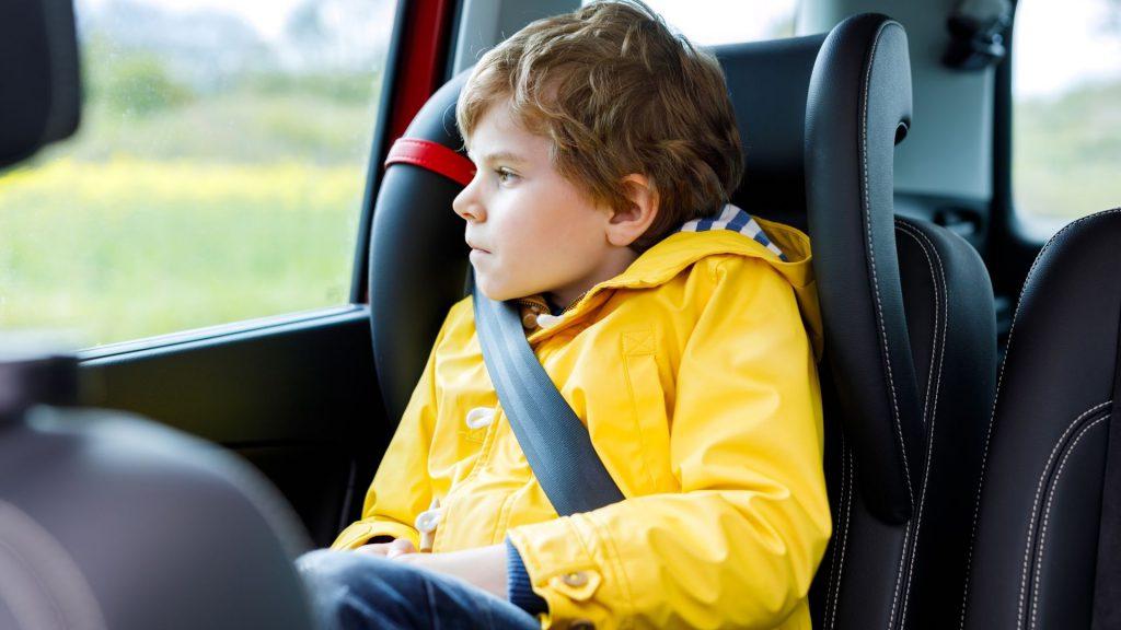 Wie ist die erste Autofahrt mit einem Baby?
